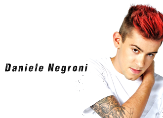 Daniele Negroni - Press Kit Photo